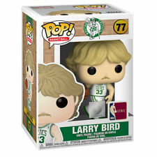 Funko POP! NBA Legends Wave 1 Vinyl Figure - LARRY BIRD (Boston Celtics) #77