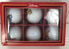 New In Box Disney Pro Collection Character Golf Balls Tiger Winnie Friends