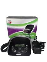 RadioShack Radio Shack (43-3829) 3 Mailbox Digital Telephone Answering Device