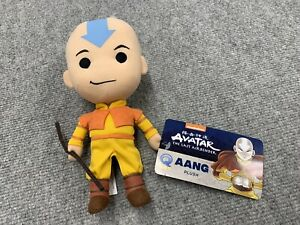 Aang Avatar The Last Airbender Q-Pal Plush Figure