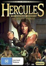 Hercules - The Legendary Journeys : Season 3 (DVD, 2010, 7-Disc Set)