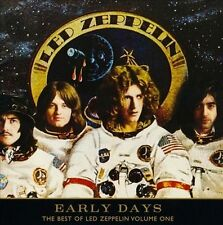 Early Days: The Best of Led Zeppelin, Vol. 1 by Led Zeppelin (CD, Nov-1999, Atl…