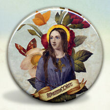 Joan of Arc Jeanne d'Arc Pocket Mirror tartx