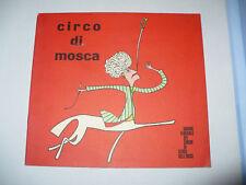 BROCHURE PRESENTAZIONE CIRCO DI MOSCA TOURNEE IN ITALIA