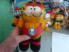 "Garfield Plush Toy "" Aerobicize """