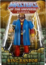 Masters Of the Universe Classics (MOTUC) King Randor – NUOVO/MISB