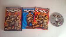 TORRENTE EL JUEGO PC CD-ROM ORDENADOR ESPAÑA CASTELLANO.BUEN ESTADO.
