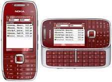BRAND NEW NOKIA E75 SIM FREE PHONE - 3.2MP CAM - 3G - BLUETOOTH - WIFI - RADIO