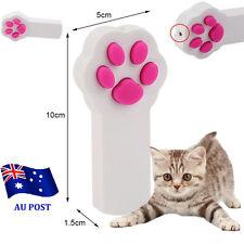 Cute Cat Claw Shape Laser Beam Pointer Pen Lazer Cat Kitty Play Amusement Toys B