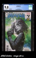 Marvel Comics - Domino #1 (Greg Land cover) - CGC 9.8