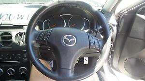 MAZDA 6 GG MPS STEERING WHEEL WITH AUDIO BUTTONS