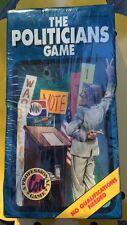 NIB The Politicians Professional Con Game of Campaign Politics 1992 Vintage