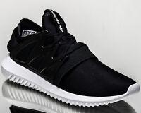 adidas Originals Tubular Viral Women's Black White Low Lifestyle Sneakers Shoes