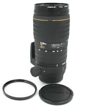 Sigma 70-200mm f/2.8 APO  EX Lens For SONY Alpha from UK