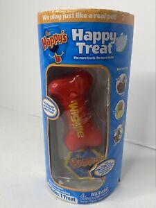 Happy Treat New Red Bone Wiggles The Happys World of Zhu 2014 Pet Treat Toy