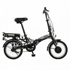Folding Electric Bike in Black - Pro Rider Ion RB1166