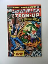 Super-Villain Team-Up #2 VF condition Huge auction going on now!