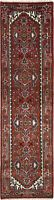 "Hand-knotted  Carpet 2'8"" x 10'2"" Serapi Heritage Traditional Wool Rug"