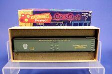 Pennsylvania RR 703 - 50' REA Express Refrigerator Kit - Roundhouse HO 3605