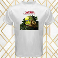 Budgie You're All Living In Cuckooland Album Men's White T-Shirt Size S - 3XL