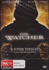 The WATCHER (James SPADER Marisa TOMEI Keanu REEVES) Crime HORROR Film DVD Reg 4