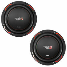 """(2) CERWIN VEGA 2800W 12"""" Dual 4-Ohm HED SERIES Car Subwoofers/Subs *H7124D"""