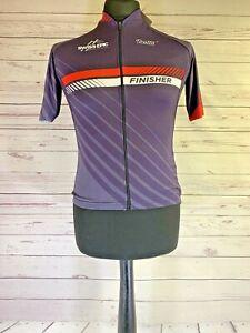 SWISS EPIC Finisher Cycling Jersey Medium Standard | Aereo Airtex