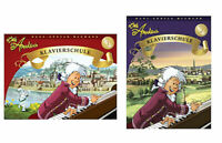 "Little Amadeus - Klavierschule - Band 1 oder 2 + 1 Bleistift ""Musikmotiv"""