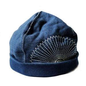Kapital Capital IDG Fleece Knit Cap ( Furoshiki Embroidery ) From Japan New