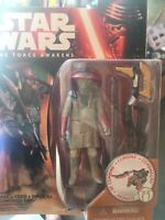 "Star Wars: The Force Awakens 3.75"" Figure - Constable Zuvio - Sealed"