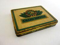 alte Blechdose Gräfin Lorette Ermuri Zigarren Dose seltenes Sammlerstück