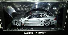 Mercedes-Benz CLK DTM 2002 Test Car Minichamps Schneider Alesi 1of1824 1:43 OVP