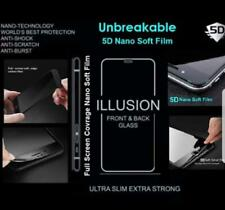 Illusion-IPhone / Samsung Front and Back Nano Screen Protector 5D Soft Film
