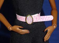 "Barbie ceinture Couture avec medaillon ""Tarina Tarantino"" Belt"