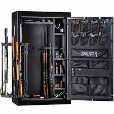 Bighorn Ultimate High Security Access Gun Safe, Model UAB5940EX Firearm Vault