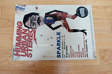 Humming Urban Stereo - Sparkle  *Official POSTER* KPOP Folded Poster