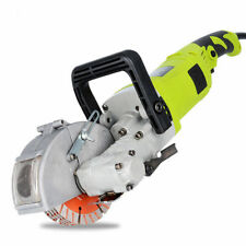 220V Electric Wall Chaser Groove Steel Concrete Cutter Cutting Slotting Machines