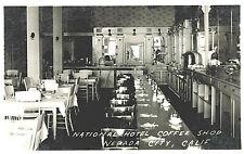 RPPC-National Hotel Coffee Shop, Nevada City, CA
