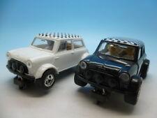 Scalextric Rare Mini C76 T1 L60 in white and black, mint condition
