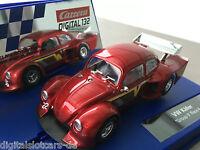 """Carrera Digital 132 30719 VW Käfer """"Group 5"""" Race 4 LICHT NEU OVP"""