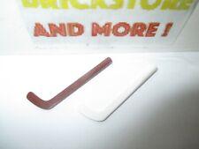 Lego Minifigure Utensil Hockey Stick 93559 Choose Color /& Quantity