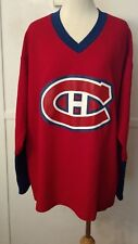 NHL Montreal Canadiens Fan Jersey Sweeter