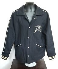 Lucky Brand Sports Co Wool blend Coat Country Gentlemen Rod and Reel Club  154