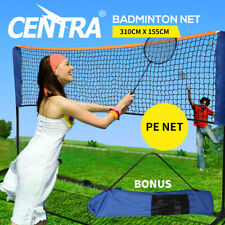 Centra 3M Badminton Volleyball Tennis Net Portable Sports Set Beach Backyards
