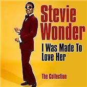 Stevie Wonder - I Was Made to Love Her (The Collection) (2011)  CD NEW/SEALED