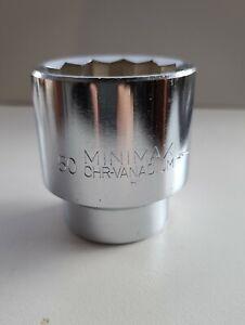 """Large Socket 50mm x 3/4"""" Drive, Minimax, New."""