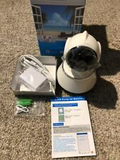 PTZ Type Web Video Security Camera - Connect the WiFi - Brand New