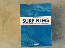 A History of Surf Films, Topics Entertainment, 11.5 hours viewing, 12-Dvd set