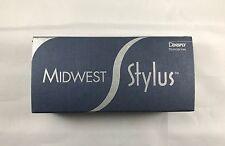 Midwest Stylus Dentsply Dental High Speed Handpiece Fiber Optics Pb Fda