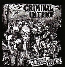 Criminal Intent-Thug ROCK LP